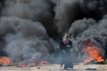 2 Palestinians Killed, Dozens Wounded in Gaza as Israel Continues Crackdown on Protesters