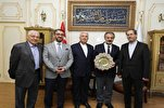 Iranian, Turkish Officials Discuss Quranic, Religious Cooperating with Iran