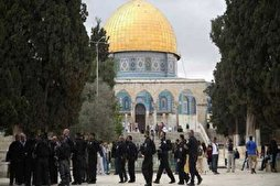 Bahraini Delegation Secretly Visits Al-Aqsa