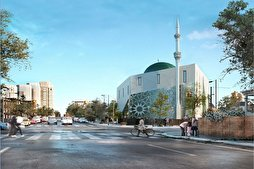 New Mosque Being Built in Jersey City