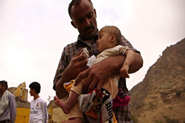 A Yemeni Child Dies Every 10 Minutes amid Saudi-Led War
